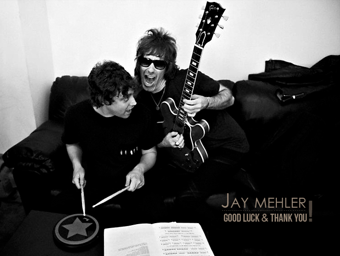 Jay Mehler - Thank you!