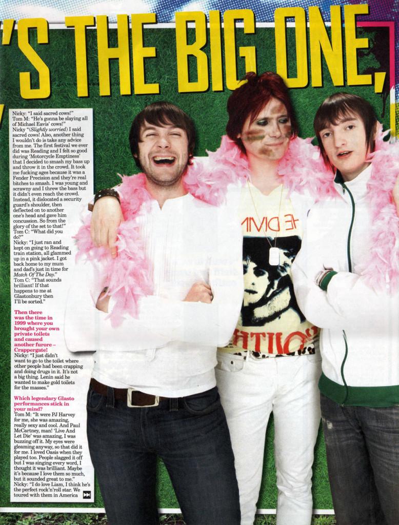 NME - 23 June 2007 p19