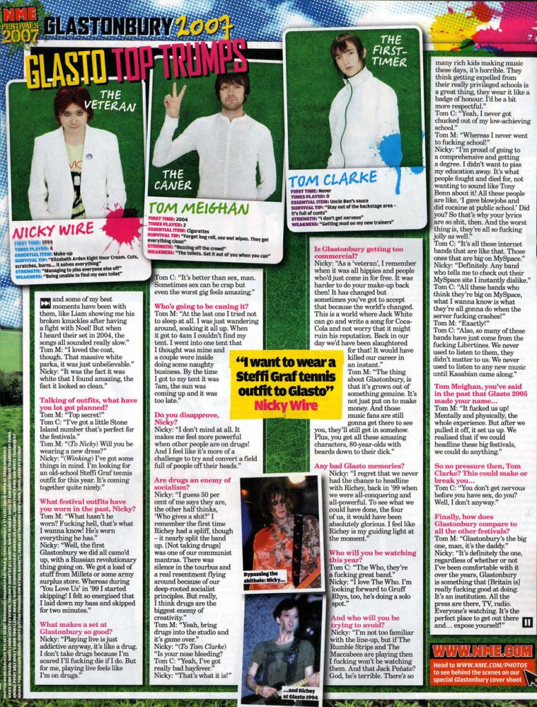 NME - 23 June 2007 p20