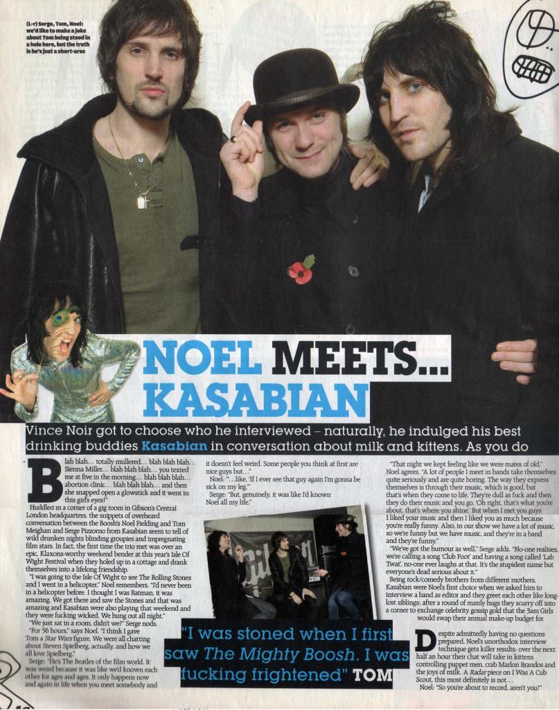 NME - 24 November 2007 p32