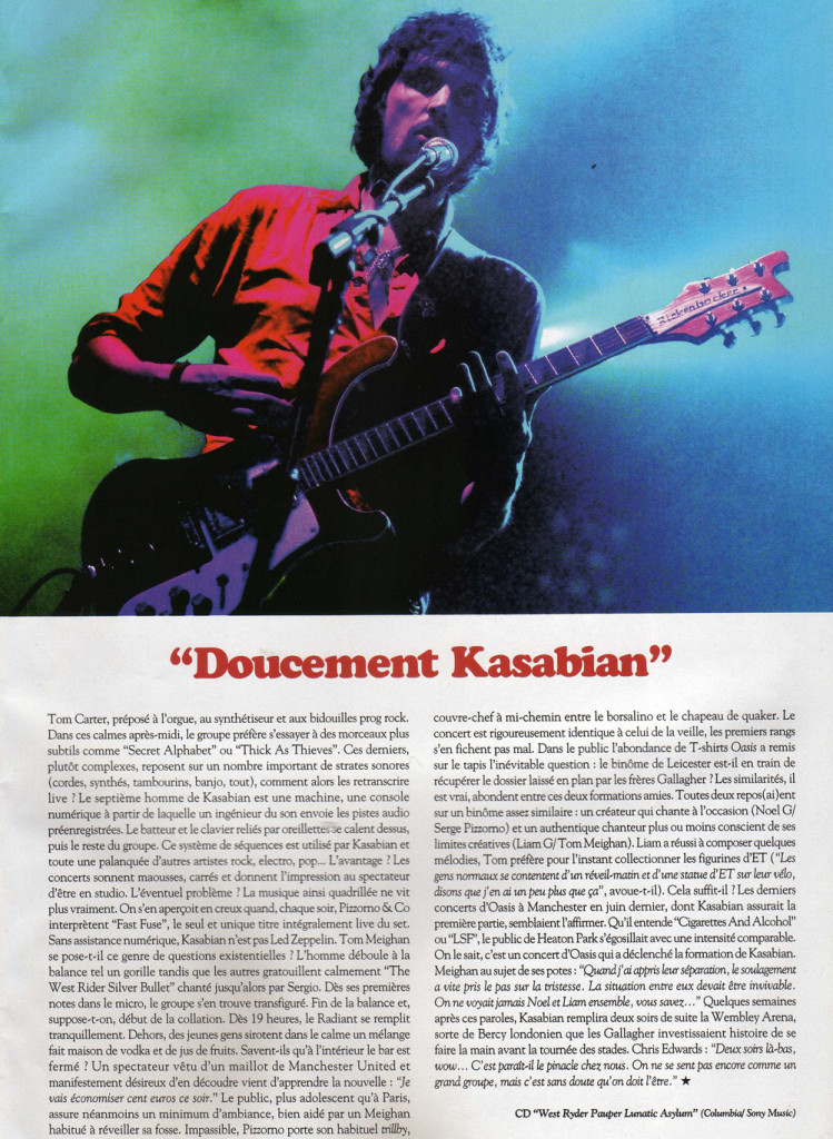 Rock and Folk - February 2010 p39