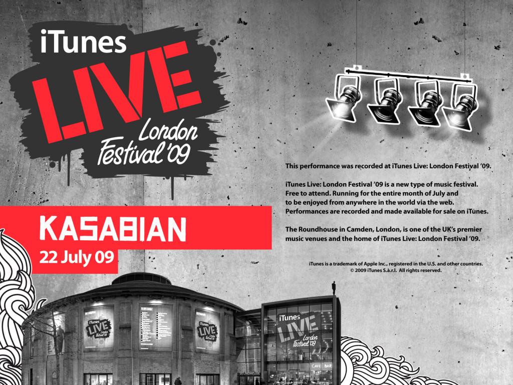 Digital Booklet - iTunes Live_ London-9