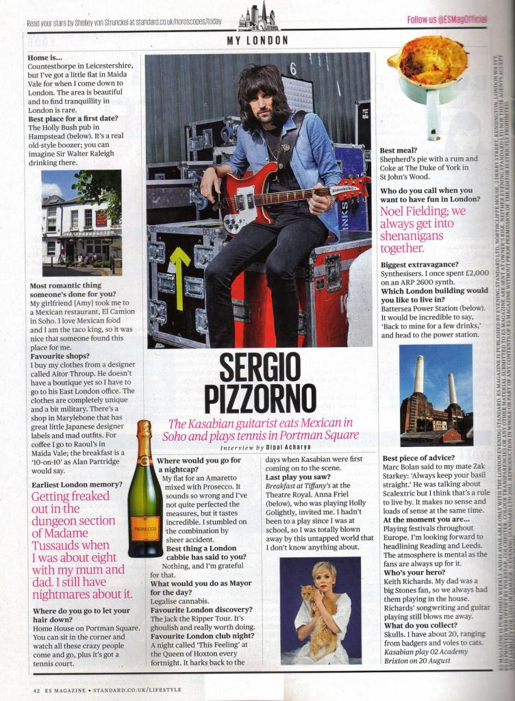 Evening Standard - August 11 2012 p42