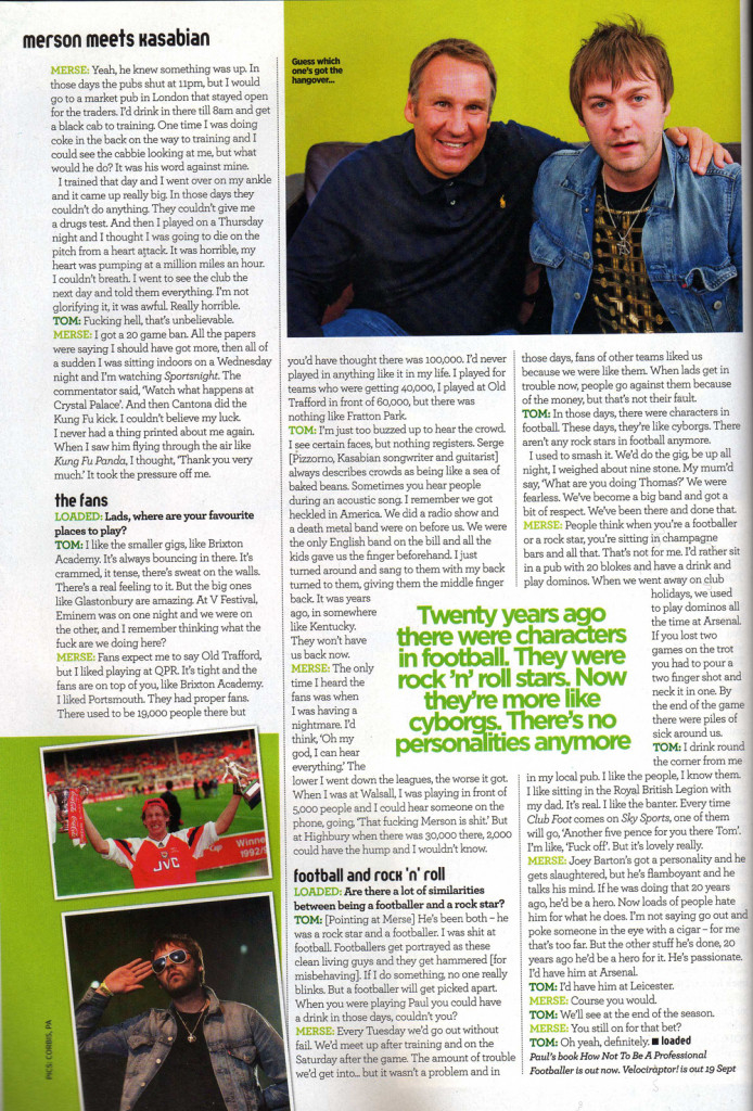 Loaded - October 2011 p74