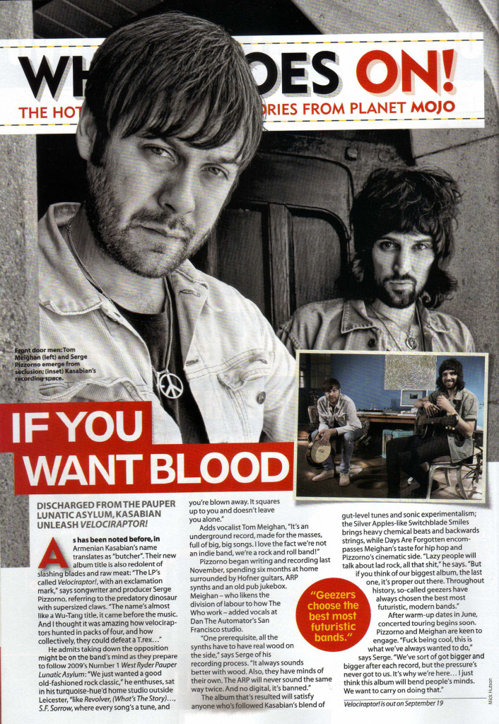 Mojo - August 2011 p18