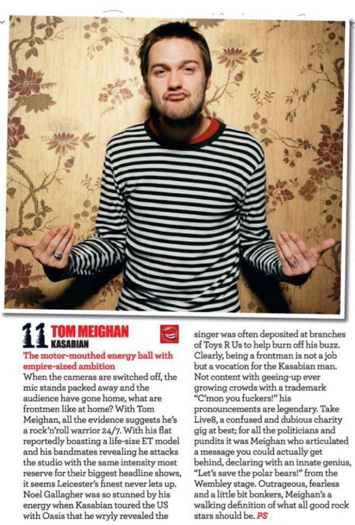 NME - 28 November 2009 p33