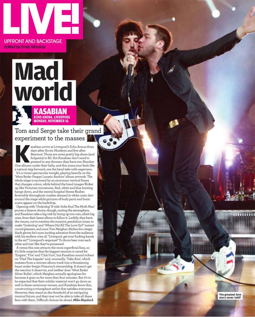 NME - 28 November 2009 p42