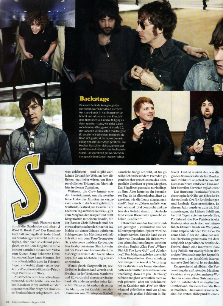 Rolling Stone Germany - August 2011 p56