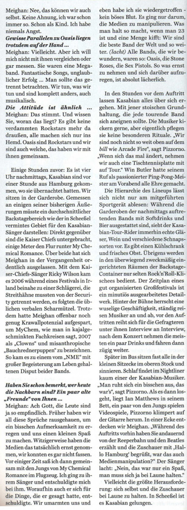 Rolling Stone Germany - August 2011 p58