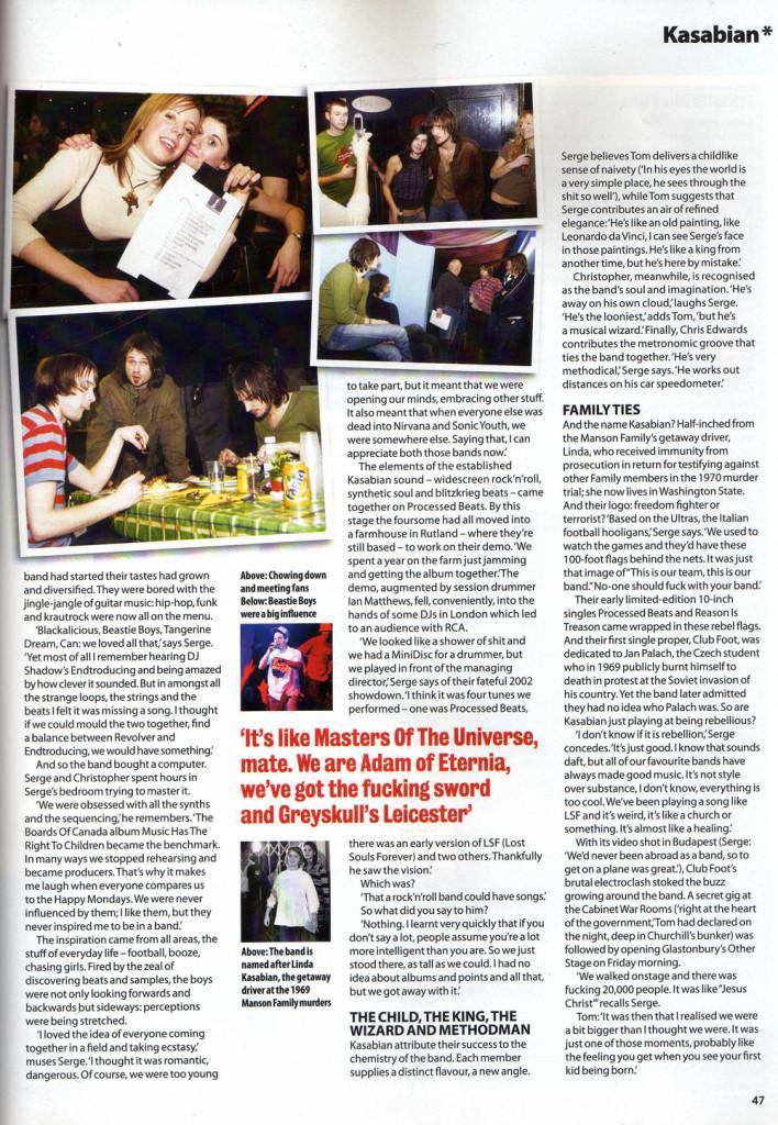 Burn - March 2005 p47