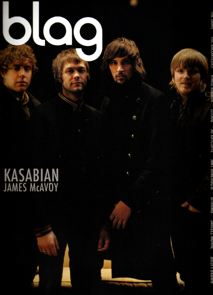 Blag Vol 2 No 7 2007 - Cover