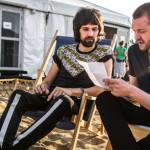 Entrevista: Sergio Pizzorno durante sua visita na Polônia para o Open'er Festival 2015