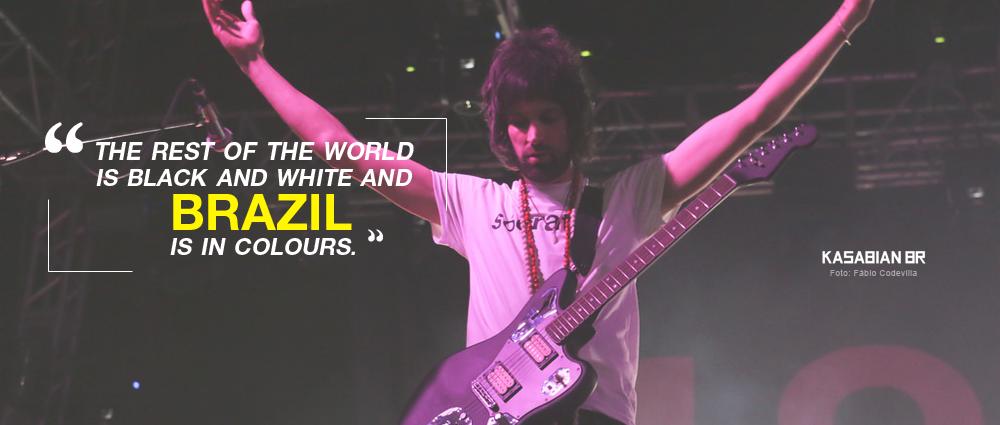 [Arquivo] Kasabian: Pepsi On Stage, Porto Alegre; Brasil 2015