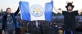 Kasabian Victoria Park - Leicester 2016