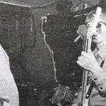 Saracuse: Primeiras reviews da banda pelo jornal Leicester Mercury
