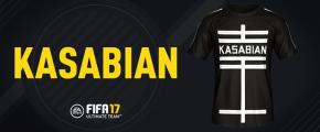 Kasabian - FIFA 17
