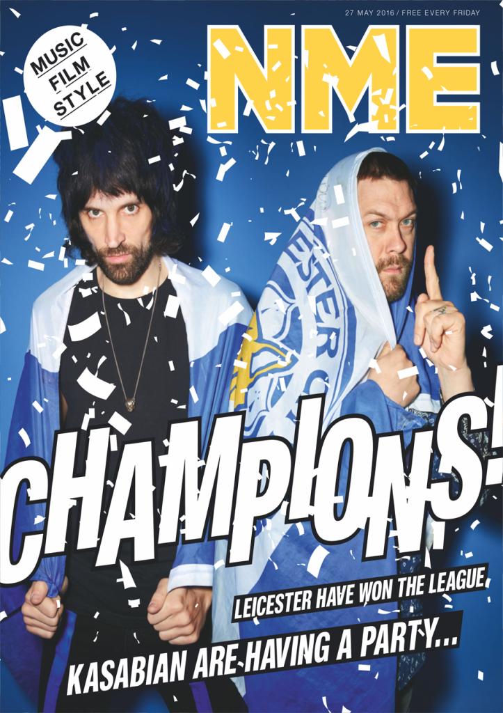 NME - May 2016 - Capa