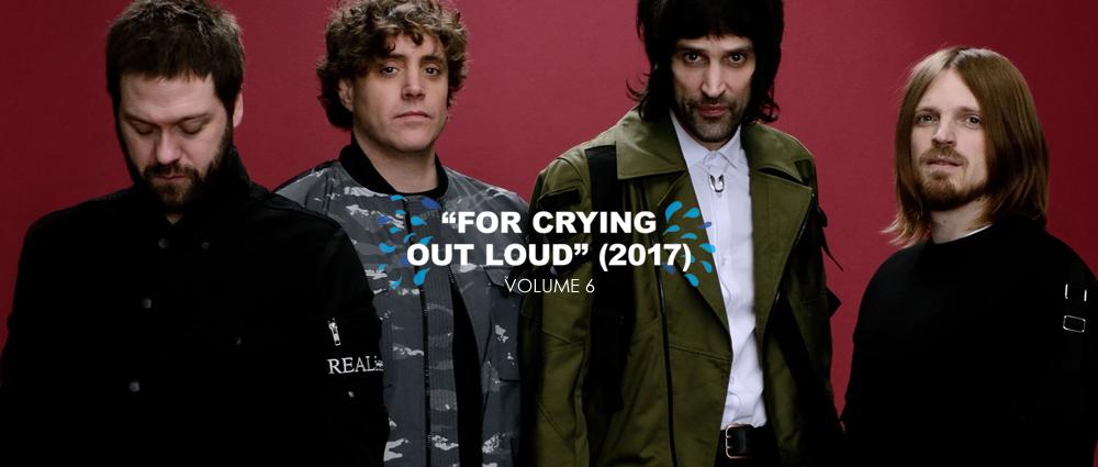 Conheça o novo álbum: For Crying Out Loud; informações
