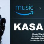 Kasabian jogará FIFA 17 ao vivo e transmitirá seu show na O2 Forum Kentish Town; saiba quando e onde assistir