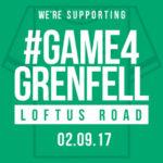 Game4Grenfell: Kasabian apoiará jogo em prol dos afetados pelo incêndio no Grenfell Tower, Londres