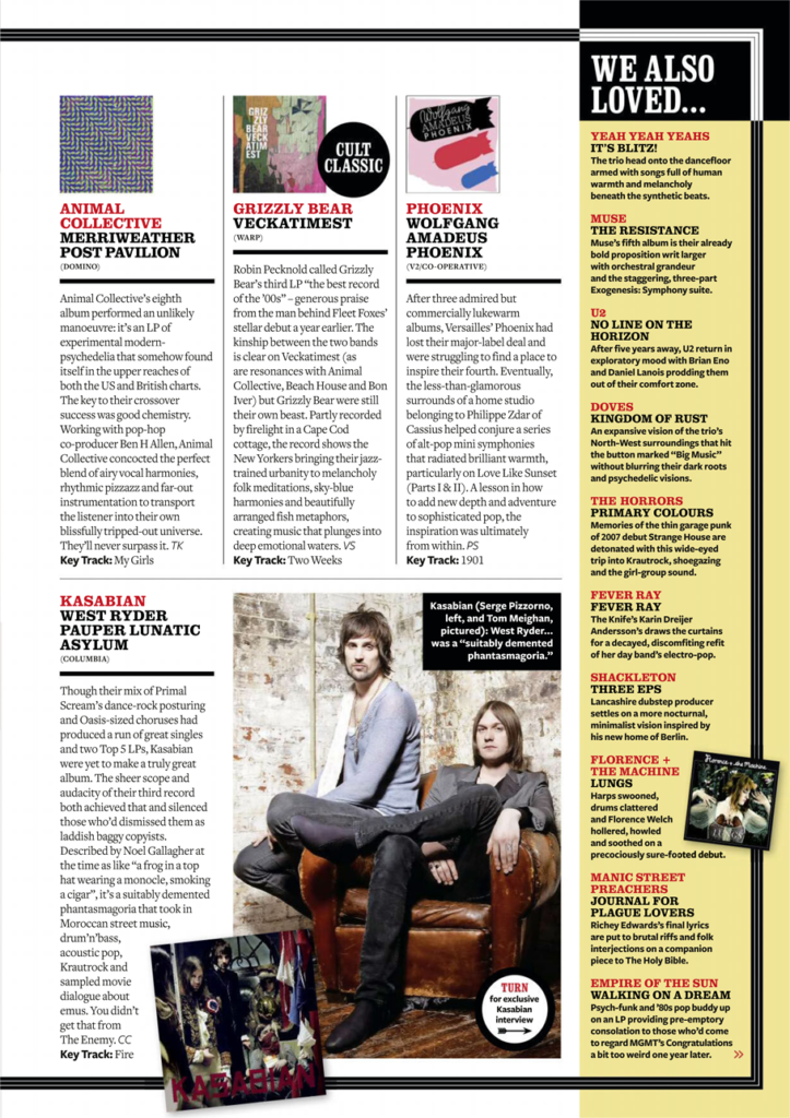 Q Magazine - May 2016 - Página 79