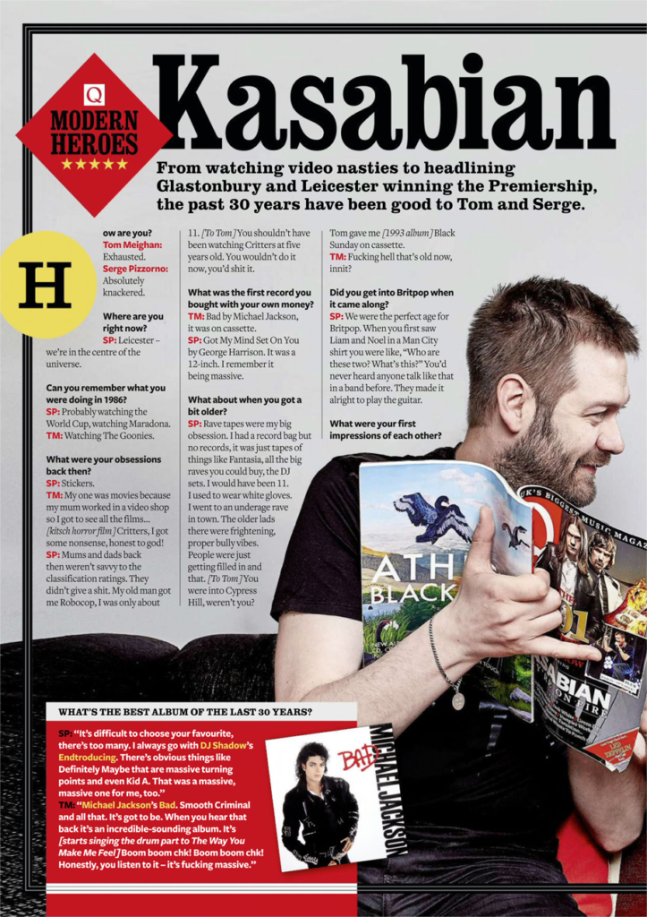 Q Magazine - May 2016 - Página 80