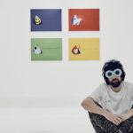 daft-apeth: Primeira exposição em Londres; conheça mais sobre as artes