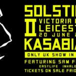 Kasabian Summer Solstice 2020: Anunciado show em Leicester; saiba mais